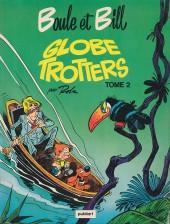 Boule et Bill -03- (Publicitaires) -7- Globe trotters tome 2