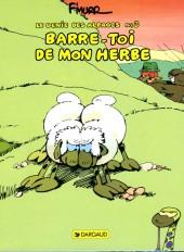 Le génie des Alpages -3b92- Barre-toi de mon herbe