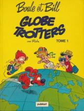 Boule et Bill -03- (Publicitaires) -6- Globe trotters tome 1