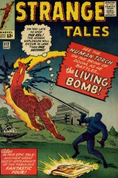 Strange Tales (1951) -112- The Living Bomb!