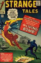 Strange Tales (Marvel - 1951) -112- The Living Bomb!