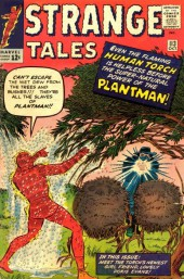 Strange Tales (Marvel - 1951) -113- The Coming of the Plantman!