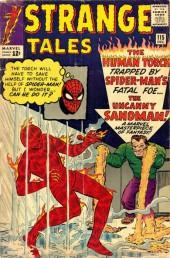 Strange Tales (Marvel - 1951) -115- The Sandman Strikes!