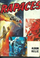 Rapaces (Impéria) -Rec74- Album relié N°74 (du n°420 au n°423)
