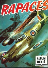 Rapaces (Impéria) -Rec75- Album relié N°75 (n°424, 425, 400 et 403)