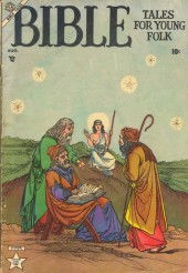 Bible Tales for Young Folk (1953) -1- Numéro 1