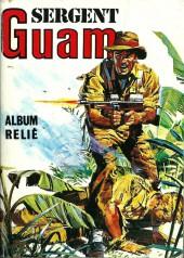 Sergent Guam - Collection reliée n°39 (du 153 au 156)