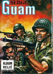 Sergent Guam -REC42- Album relié N°42 (147-149-151-153)