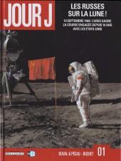 Jour J -1a13- Les russes sur la Lune !