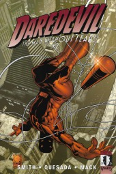 Daredevil (1998) -HC01a- Guardian Devil and Parts of a Hole