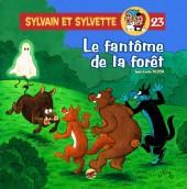 Sylvain et Sylvette (Éditions P'tit Louis) -23- Le fantôme de la forêt