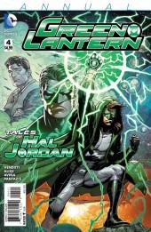 Green Lantern Vol.5 (DC Comics - 2011) -AN04- In the Gray