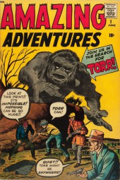 Amazing Adventures (1961) -1- Torr!