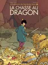 La malédiction des sept boules vertes -4a- La Chasse au dragon