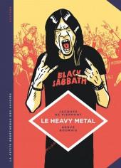 La petite Bédéthèque des Savoirs -4- Le Heavy Metal - De Black Sabbath au Hellfest