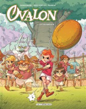 Ovalon -2- La courgebulle