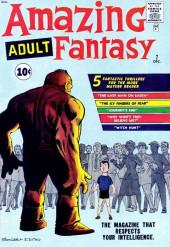 Amazing Adult Fantasy (1961) -7- Numéro 7