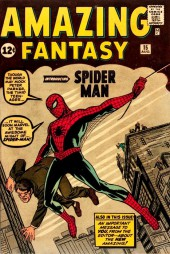 Amazing Fantasy (Marvel - 1962) -15- Spider-Man