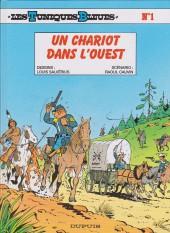 Les tuniques Bleues -1e06- Un chariot dans l'ouest