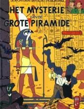 Blake en Mortimer (Uitgeverij Blake en Mortimer) -4- Het mysterie van de grote piramide (deel 1)