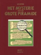 Blake en Mortimer (Uitgeverij Blake en Mortimer) -INT2 TL- Het mysterie van de grote piramide
