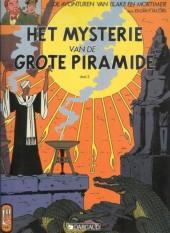 Blake en Mortimer (Uitgeverij Blake en Mortimer) -5- Het mysterie van de grote piramide (deel 2)