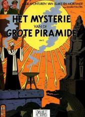 Blake en Mortimer (Uitgeverij Blake en Mortimer) -5a- Het mysterie van de grote piramide (deel 2)