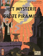 Blake en Mortimer (Uitgeverij Blake en Mortimer) -5HC- Het mysterie van de grote piramide (deel 2)