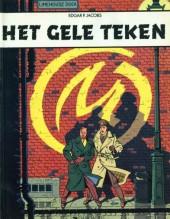 Blake en Mortimer (Uitgeverij Blake en Mortimer) -6- Het gele teken