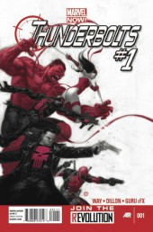 Thunderbolts (2013) -1- Enlisted