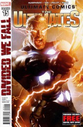 Ultimates (The) (2011) -15- Divided We Fall Part Three: By the Time I Get to California