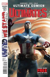 Ultimates (The) (2011) -16- United We Stand Part One: The Call of the People