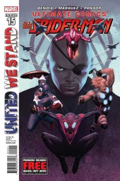 Ultimate Comics Spider-Man (2011) -15- United We Stand, Part 1