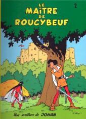 Johan et Pirlouit -2Pub- Le Maître de Roucybeuf