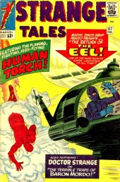 Strange Tales (1951) -117- The Return of the Eel!