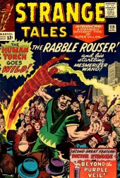 Strange Tales (Marvel - 1951) -119- The Human Torch Goes Wild!
