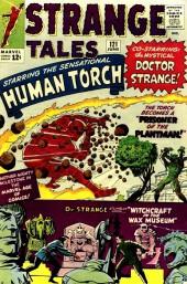 Strange Tales (1951) -121- Human Torch/Doctor Strange