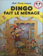 Mickey club du livre -91- Dingo fait le ménage