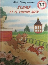 Mickey club du livre -225- Scamp et le chaton rosy