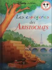 Mickey club du livre -103- Espiègleries des aristochats (les)