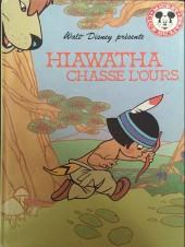 Mickey club du livre -113- Hiawatha chasse l'ours