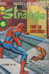 Strange -REC062- Album N°62 (du n°185 au n°187)