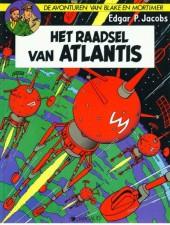 Blake en Mortimer (Uitgeverij Blake en Mortimer) -7- Het raadsel van Atlantis