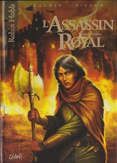 L'assassin Royal -5a- Complot