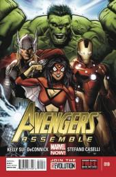 Avengers Assemble (2012) -10- Go Team Avengers !