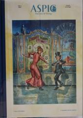 Aspic, détectives de l'étrange -INT TL2- Deux ch'tis indiens - Vaudeville chez les vampires