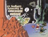 Le concombre masqué -1a16- Les Aventures potagères du Concombre masqué