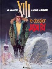 XIII -6a1990- Le dossier Jason Fly
