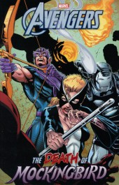 Avengers (The) (TPB) -INT- The Death of Mockingbird