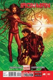 Iron Man (2013) -2- Believe Part 2/5: A Gentleman's Wager